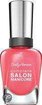 Sally Hansen Complete Salon Manicure - 546 Get Juiced - Nailpolish