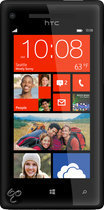 HTC Windows Phone 8X - Zwart