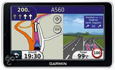 Garmin Nuvi 150T - Centraal Europa Navigatie - Zwart