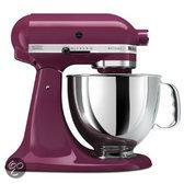 KitchenAid Artisan Keukenmachine 5KSM150PSEBY - Paars