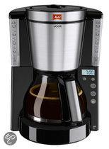 Melitta LOOK IV Timer Koffiezetapparaat - Zwart
