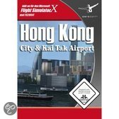 Foto van Flight Simulator X: Hong Kong Kai Tak X