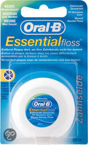 Oral-B Essential - 50 meter - Floss