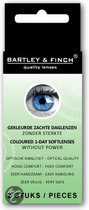 Bartley & Finch - 2 st - Blauw - Gekleurde Lenzen