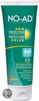 NoAd Sun Tan SPF 30 - 250 ml - 250 ml - Zonnebrand lotion