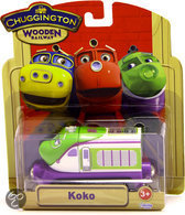 Chuggington Hout - Koko