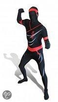 Originele morphsuit ninja M (145-160 cm)
