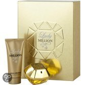 Paco Rabanne Lady Million - 2 delig - Geschenkset