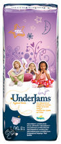 Pampers Underjam L/Xl Girl Prc