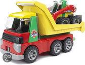 Bruder Roadmax Transporter met Auto
