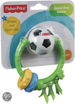Fisher-Price Voetbal - Rammelaar