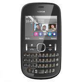 Nokia Asha 200 - Dual Sim - Zwart