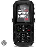Sonim XP5300 Force met 3G - Zwart