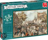 Anton Pieck - Koets Op De Brug