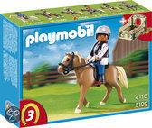 Playmobil Haflinger met Paardenbox - 5109