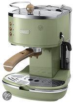 De'Longhi Icona Vintage ECOV310.GR Handmatige Espressomachine -  Groen