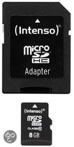 Intenso 8GB MicroSDHC