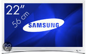 Samsung UE22H5610 - Led-tv - 22 inch - Full HD - Smart tv - Wit
