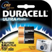 Duracell CR2 Lithium Fotobatterijen (2 Stuks)