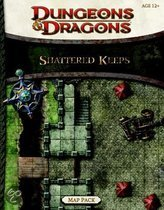 Shattered Keeps Map Pack: A Dungeons & Dragons Accessory