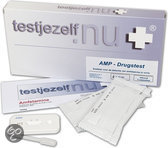 Testjezelf Drugtest Amfetamine (Speed) - 3 stuks