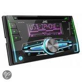 JVC KW-R710 - Autoradio Dubbel DIN - USB - CD