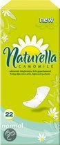 Naturella - Normal Enkelpak - Inlegkruisjes
