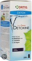Ortis MethodDraine Detoxine Pruimen - 250 ml