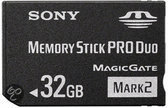 Sony Memory Stick PRO Duo Mark 2 - 32 GB