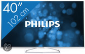 Philips 40PFK6609 - 3D led-tv - 40 inch - Full HD - Smart tv