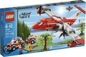 LEGO City Blusvliegtuig - 4209