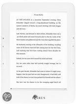 Icarus Illumina e-reader met front light - Wit