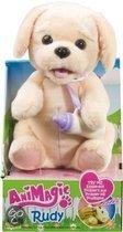 Animagic Puppy Rudy - Knuffeldier