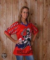 Holland t-shirt met leeuw S