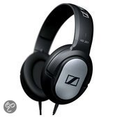 Sennheiser HD 201 - On-ear koptelefoon - Zwart