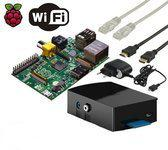 Raspberry Pi Mediaplayer - WiFi