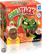 Cobrattack - Bordspel