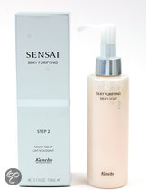 Kanebo Sensai Silky Purifying Milky Soap - 150 ml - Reinigingsmelk
