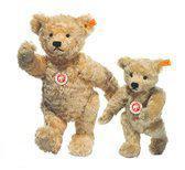 Steiff klassieke Teddybeer 1920 helblond 35
