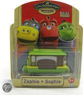 Chuggington Hout - Sophie