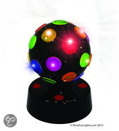 Discobol Zwart - 10 cm