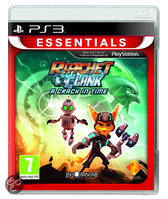 Foto van Ratchet & Clank: A Crack in Time - Essential Edition
