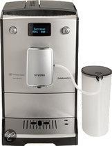 Nivona CafeRomatica 767 Koffie Volautomaat - Zilver