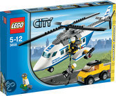 LEGO City Politiehelikopter - 3658
