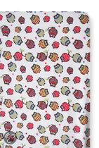 Cottonbaby Uil - Hoeslaken ledikant 120x60 cm - Wit