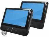 Denver MTW-984 - Portable DVD Speler - 2 Stuks