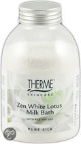 Therme Zen White Lotus - Badmelk