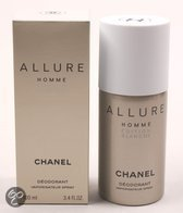 Chanel Allure pour Homme edition  Blanche Deo Spray - 100 ml - Deodorant