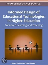 Informed Design of Educational Technologies in Higher Education