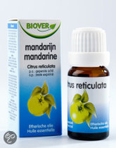 Biover Mandarijn - 10 ml - Etherische Olie